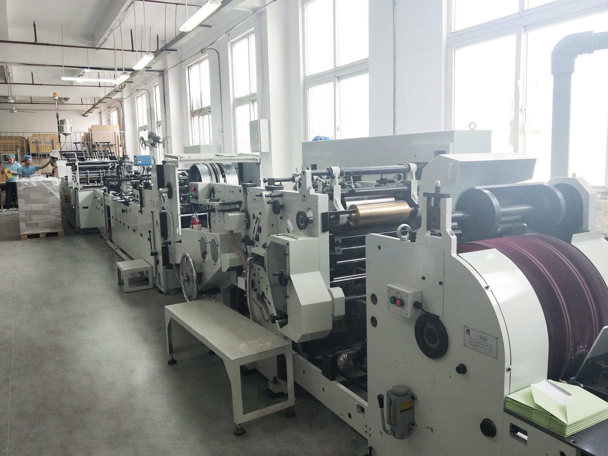 Automatic Manufacturing Machine